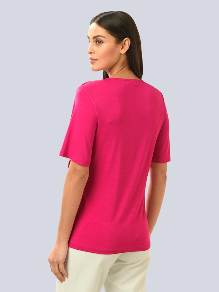 Shirt mit Knotendetail