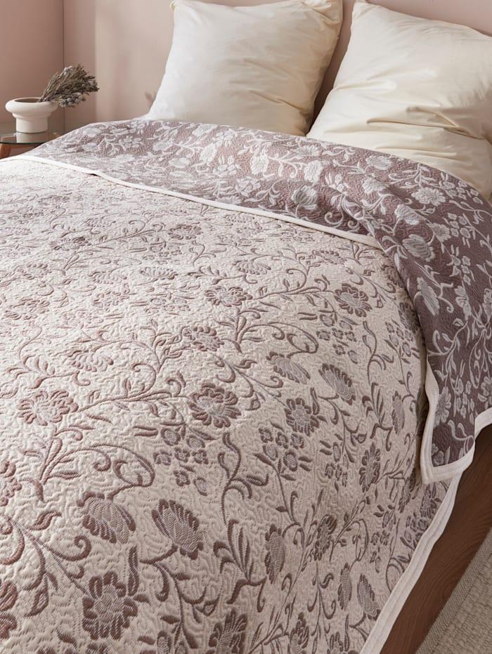 Webschatz Prikrývka na posteľ Lilly, béžová