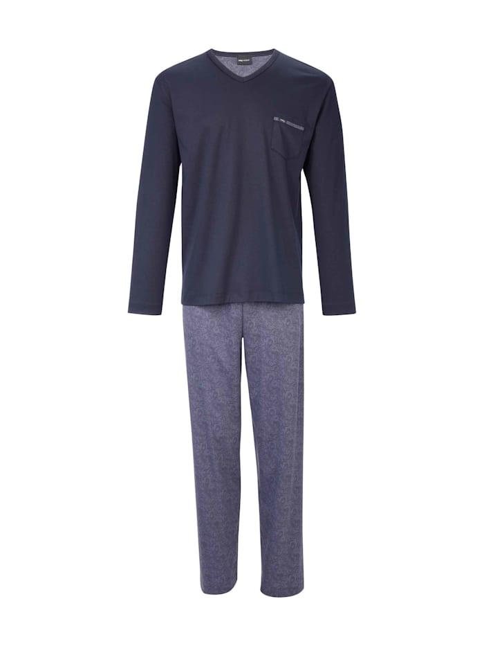 Mey Pyjama, indigo