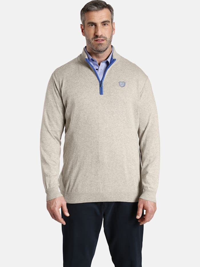 Charles Colby Pullover EARL LENNARD, beige