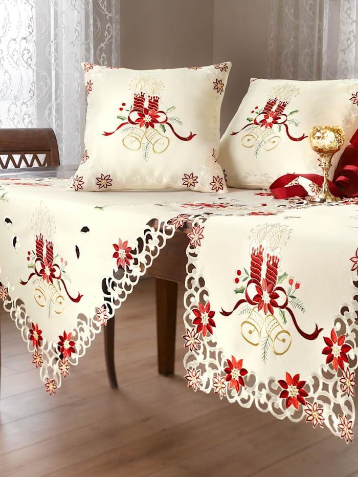 Webschatz Textilserie – Naemi, flerfärgad