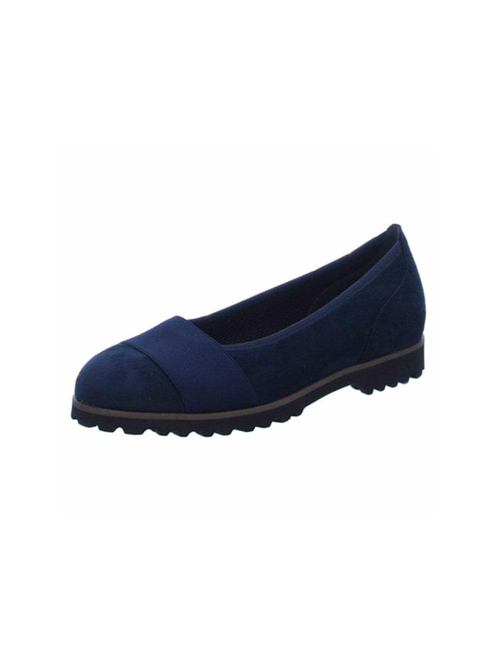 Gabor Ballerinas, blau