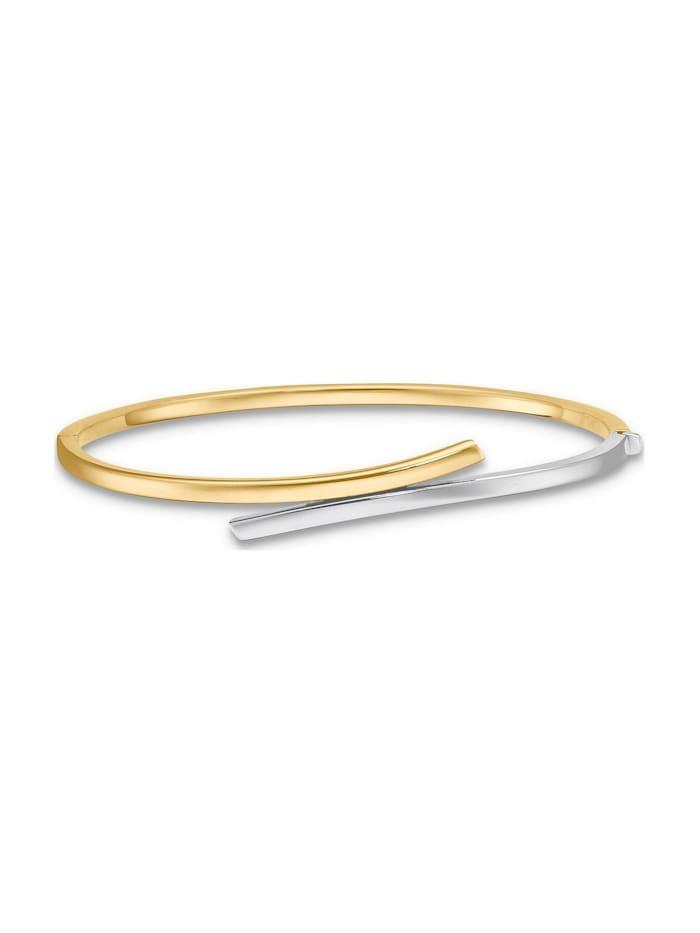 CHRIST GOLD CHRIST Gold Damen-Armreif 375er Gelbgold, gold