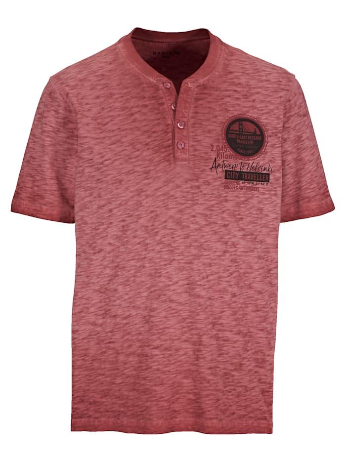Tričko Oily dyed