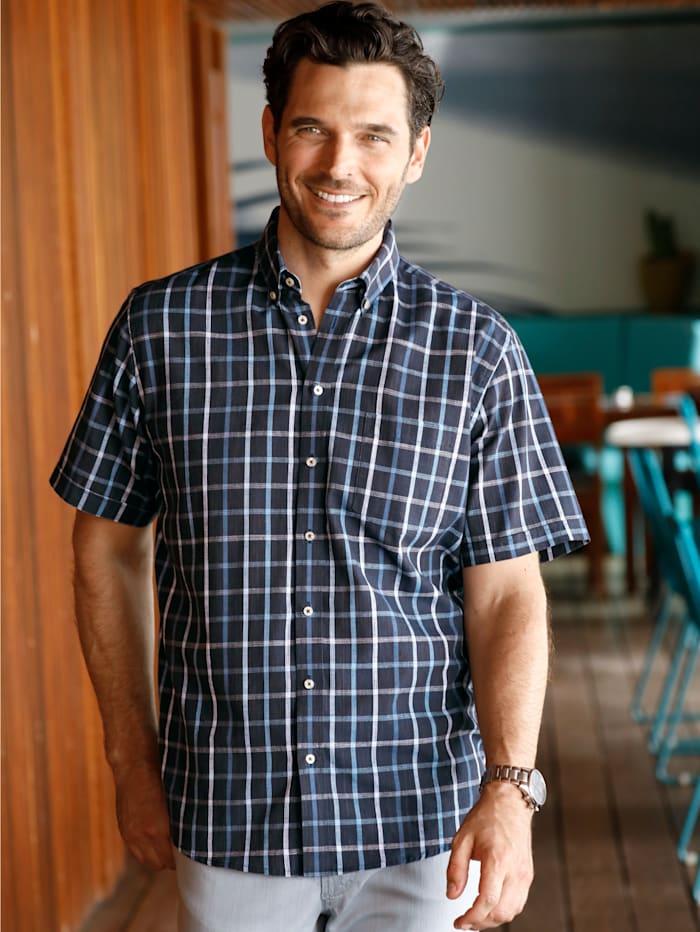 BABISTA Hemd in leichter Sommerqualität, Marineblau