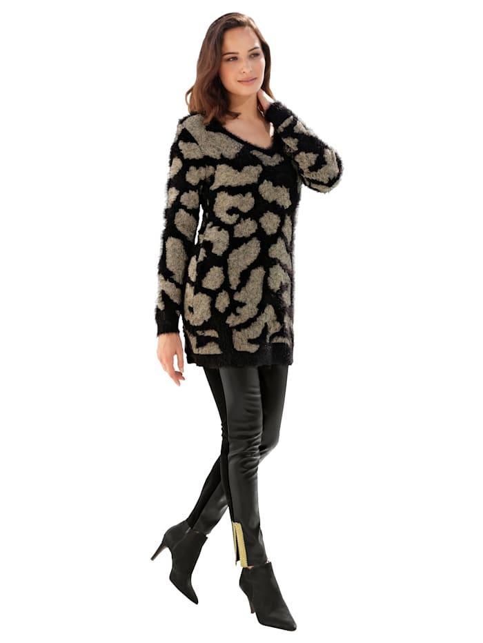 Pullover in flauschiger Qualität