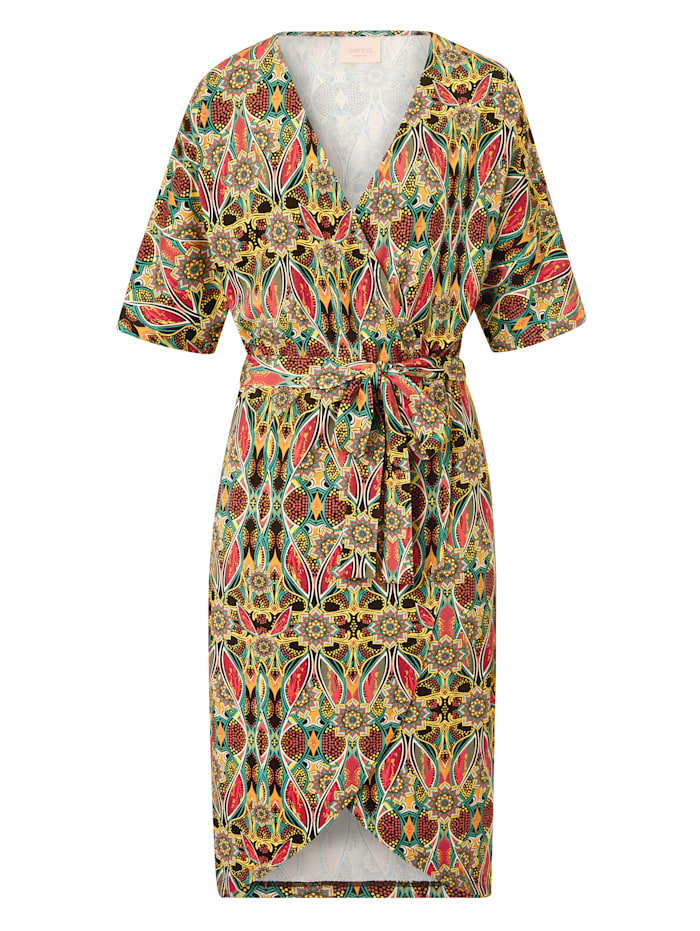 SIENNA Robe en jersey, Multicolore