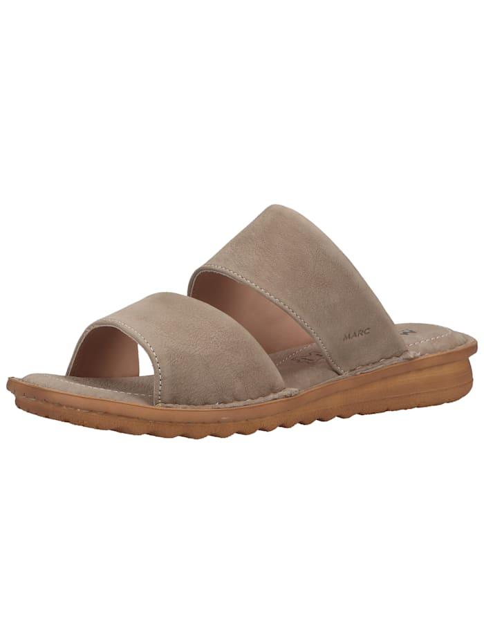 Marc Shoes Marc Shoes Pantoletten, Taupe