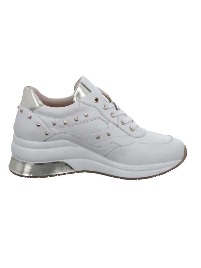 Damen-Sneaker Affi 02, weiss-kombi