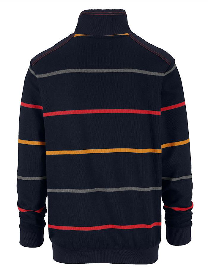 Sweatshirt mit Brusttasche