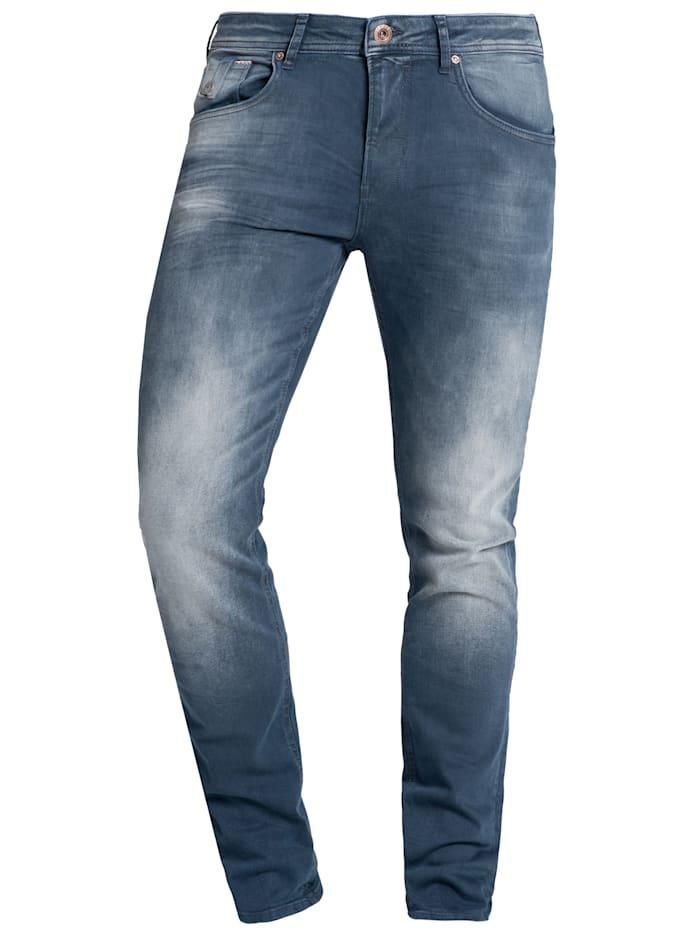 Miracle of Denim Jeans Ricardo Regular, Bora Bora Blue