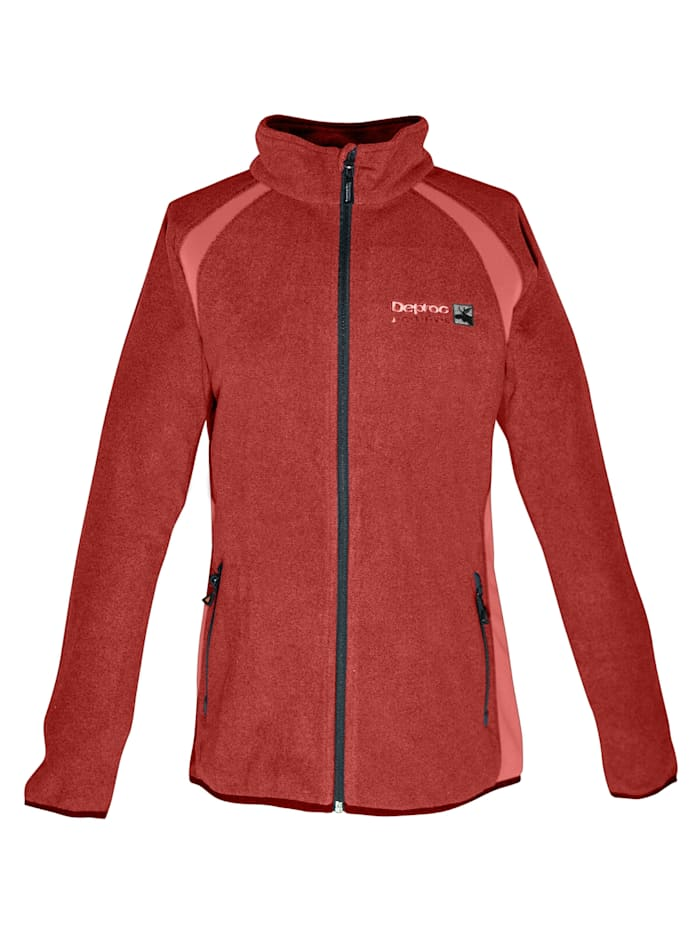 DEPROC ACTIVE ENDERBY WOMEN, Rot