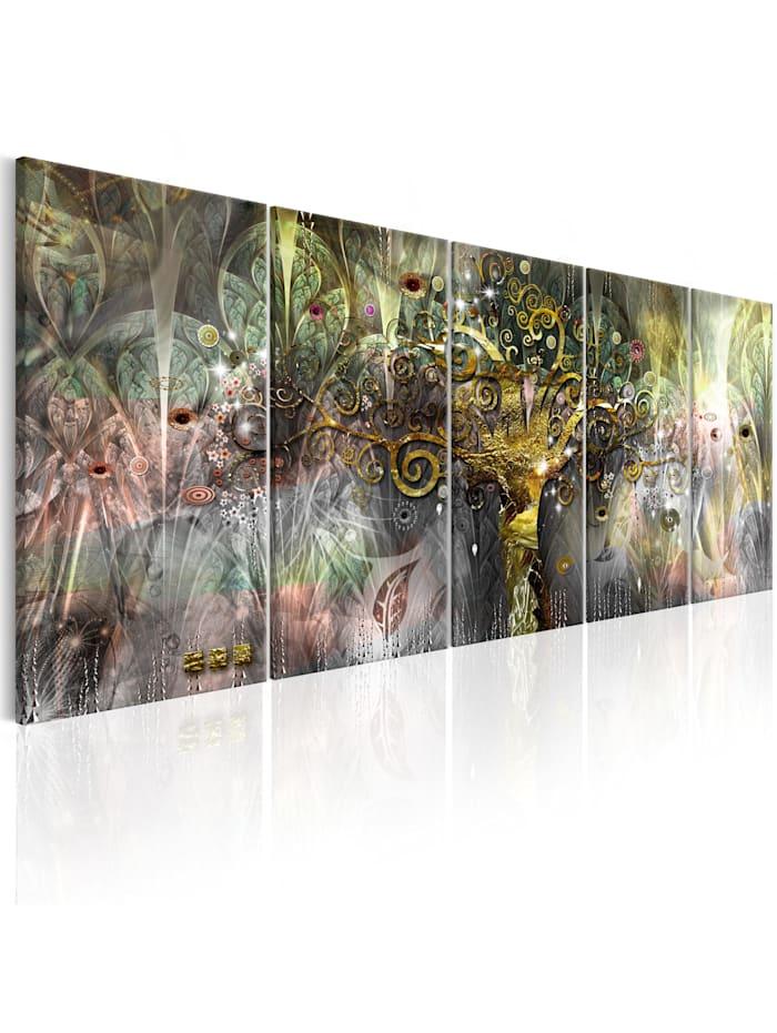 artgeist Wandbild Fairytale Tree I, mehrfarbig