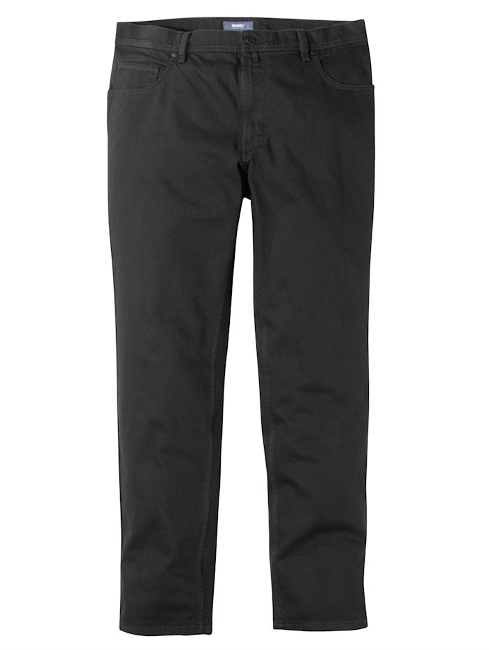 Pioneer Jeans Straight Fit, Schwarz