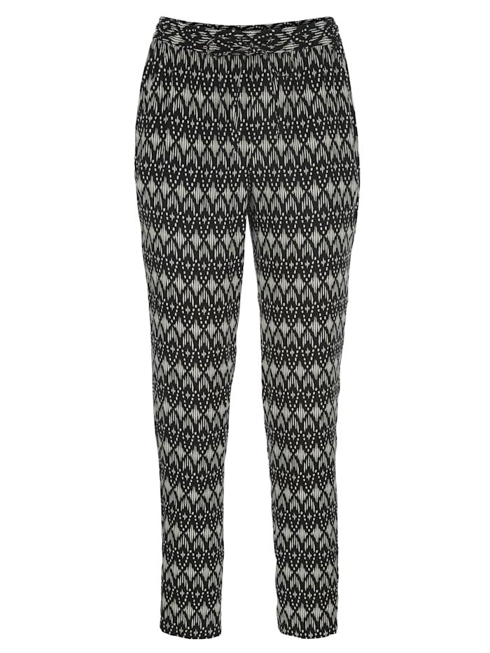 Pantalon 7/8 de coupe Sandra Slim