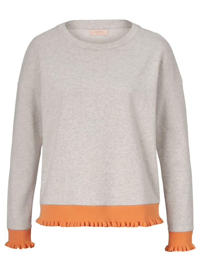 SIENNA Sweatshirt, Beige