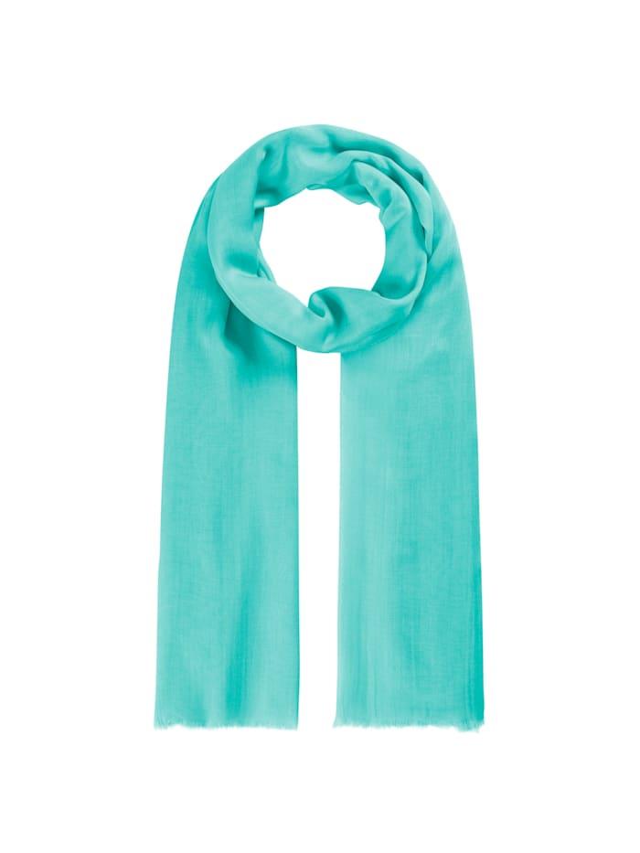Codello Supersofter XL-Schal aus Bambus, turquoise