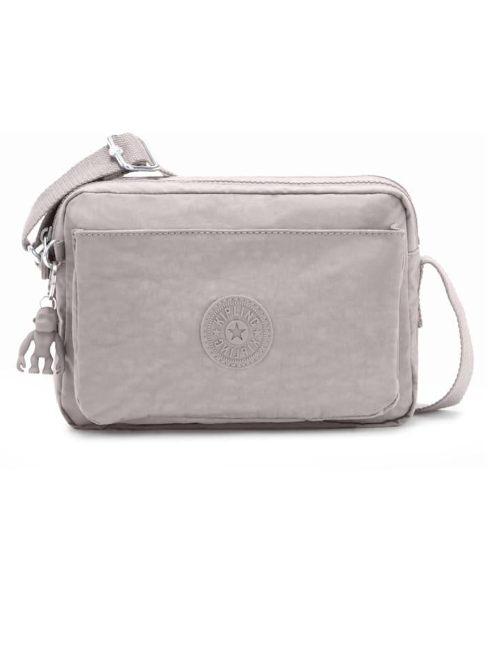 Kipling Basic Abanu M Umhängetasche 24 cm, grey gris