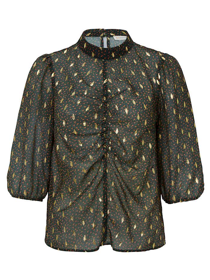 ROCKGEWITTER Bluse, Khaki