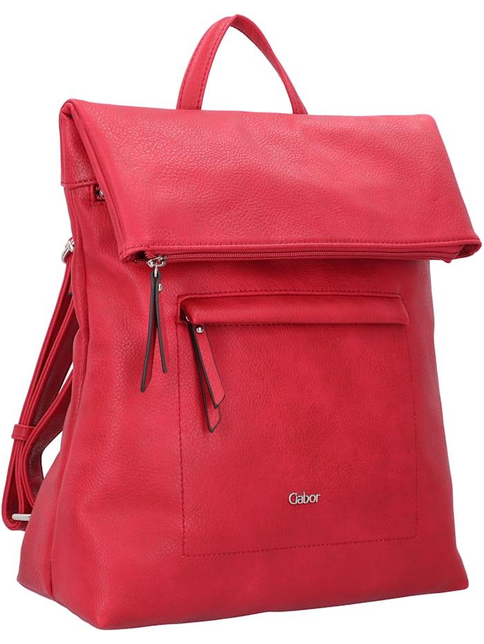 Gabor Mina City Rucksack 29 cm, red