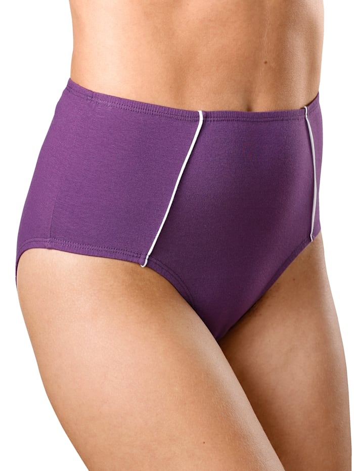 High Rise Briefs Pack of 6
