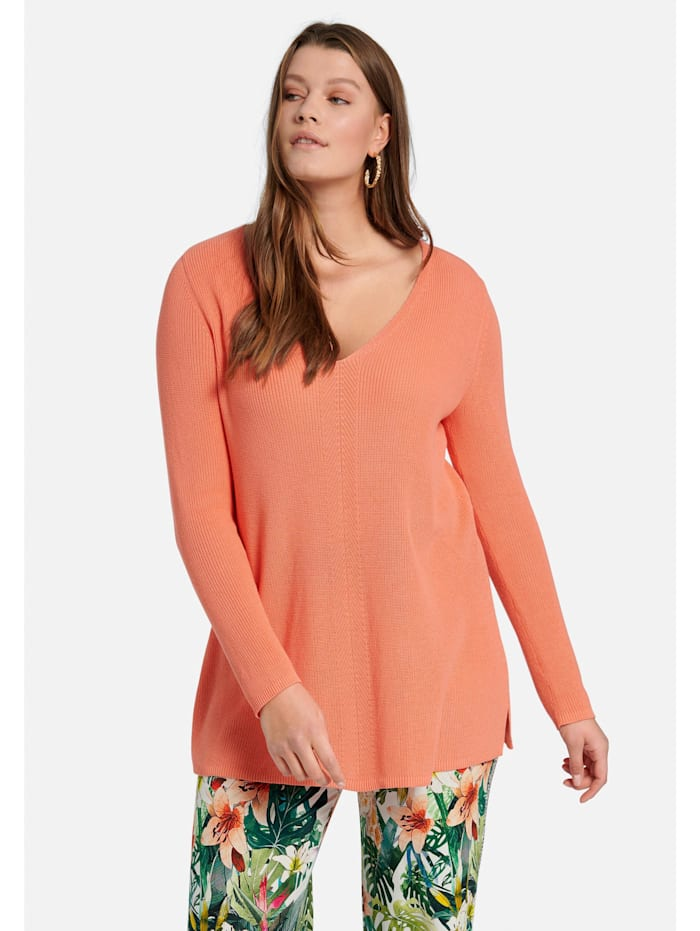 Pullover V-Pullover