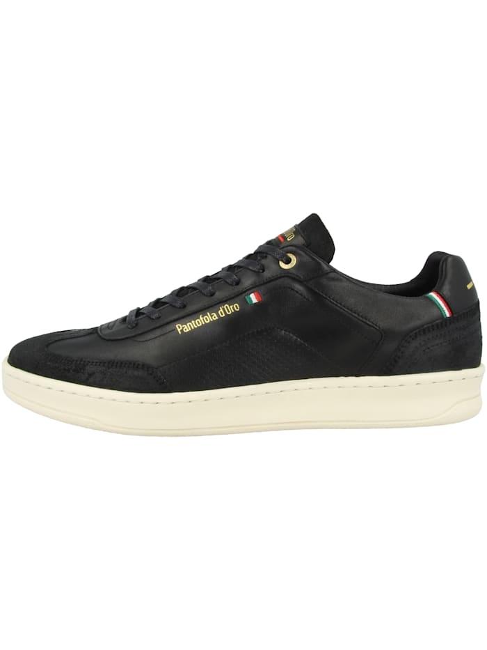 Pantofola d'Oro Sneaker low Messina Uomo Low, schwarz