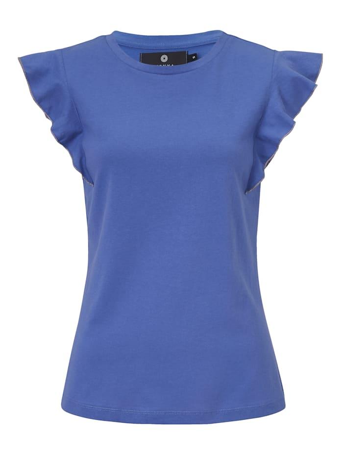 SIENNA Shirt, Royalblau