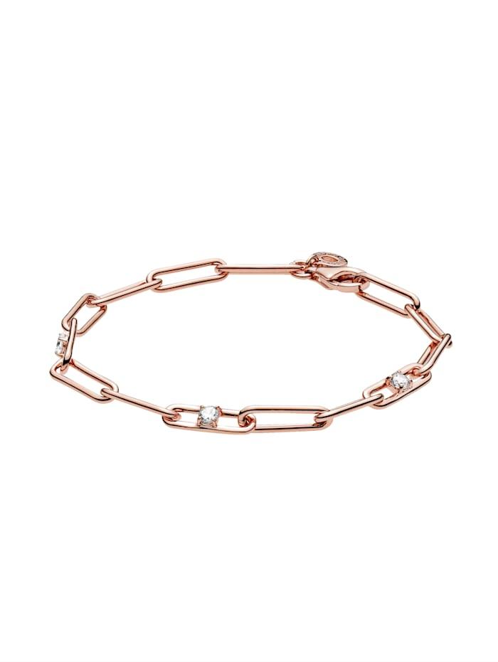 Pandora Armband - Gleiderketten - 589177C01-20, Roségoldfarben