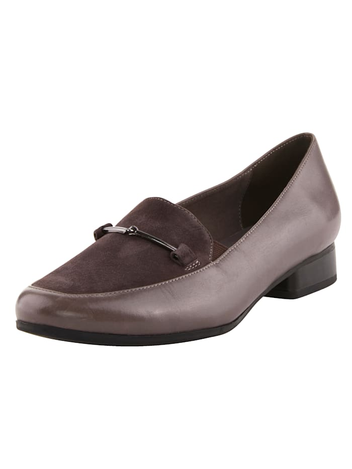 MONA Loafers, Grey