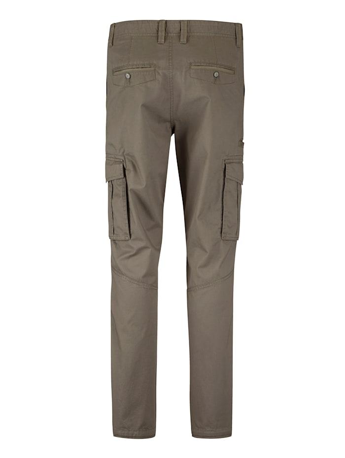 Pantalon cargo avec nombreuses poches pratiques