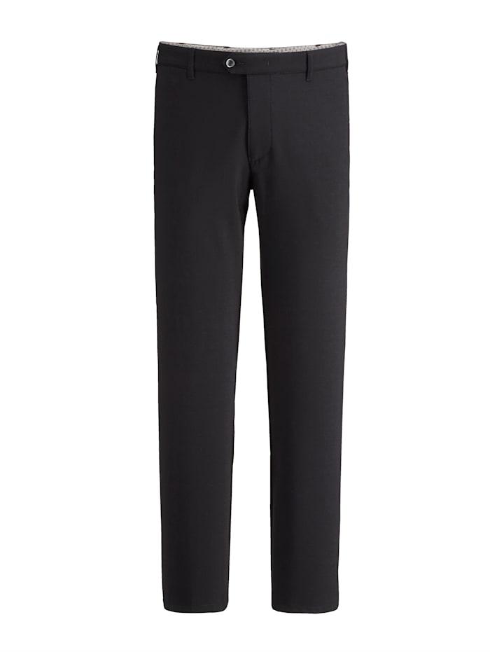 BABISTA Pantalon en laine en matière partiellement recyclée, Noir