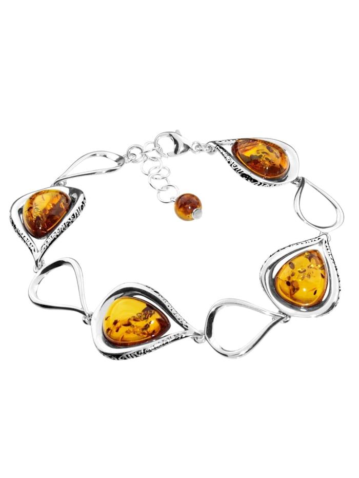 OSTSEE-SCHMUCK Armband - Nicoletta - Silber 925/000 -, silber