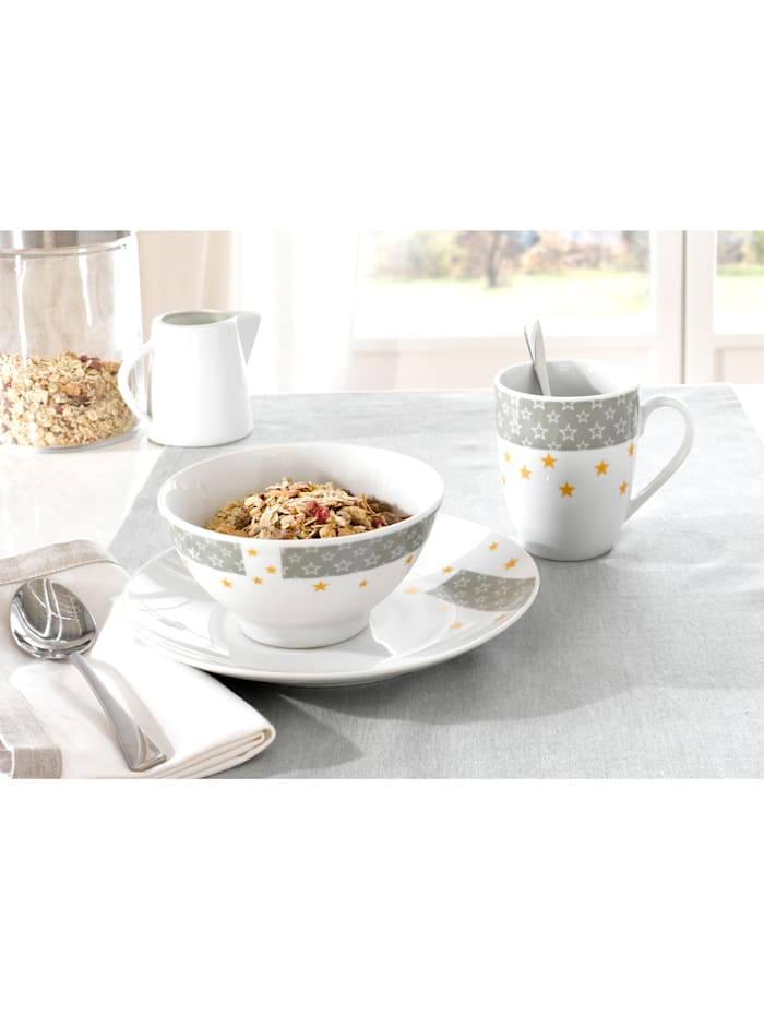3-d. raňajková súprava