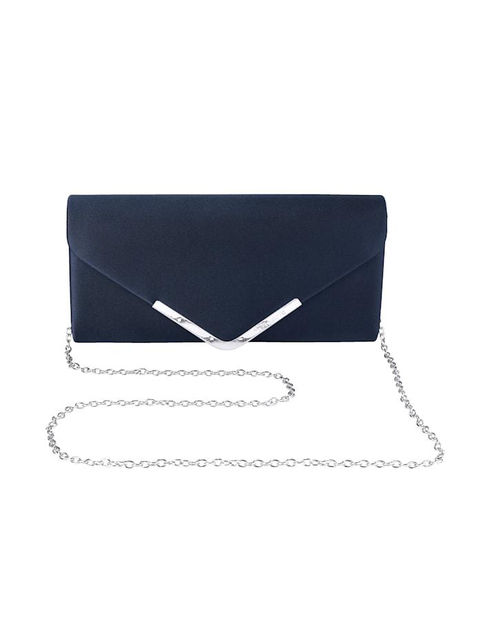 Tamaris Pochette de forme élégante, Bleu marine