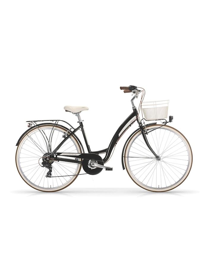 MBM Citybike Primavera 28 Zoll, Schwarz