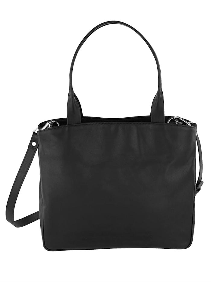 Handtasche aus hochwertigem Leder