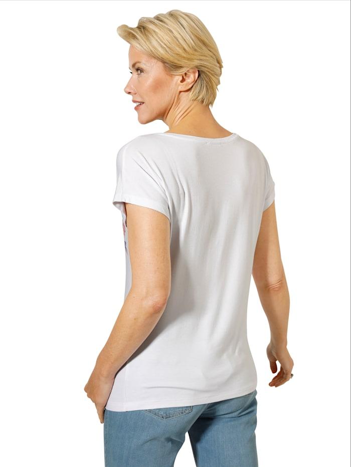 Shirt mit hübschem Druck-Mix