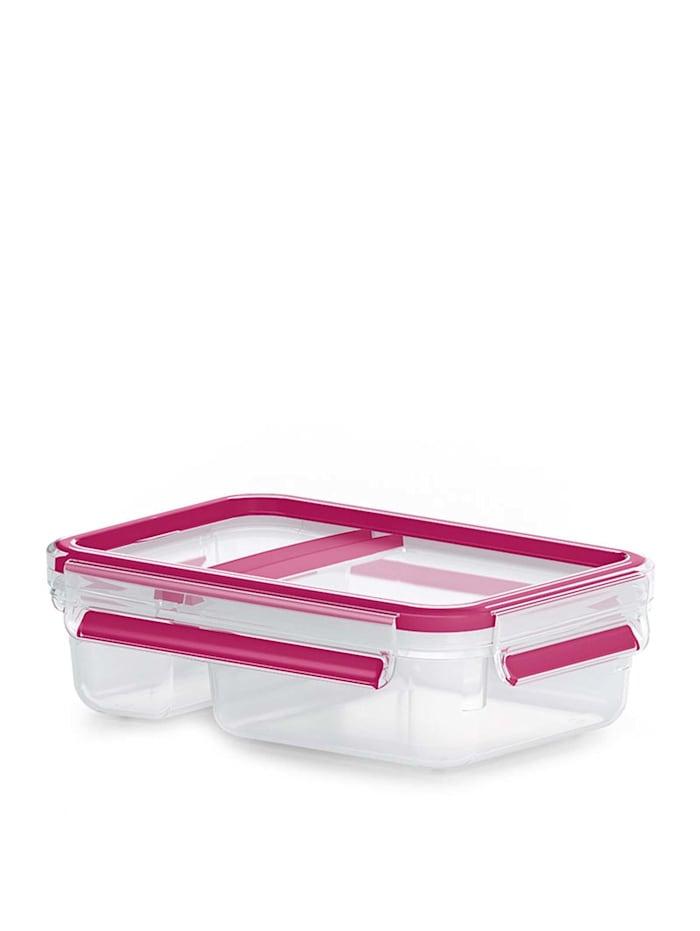 EMSA Joghurtbox Clip   Go, Himbeer