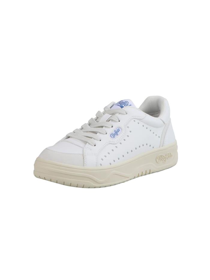 Buffalo Sneaker Match, white