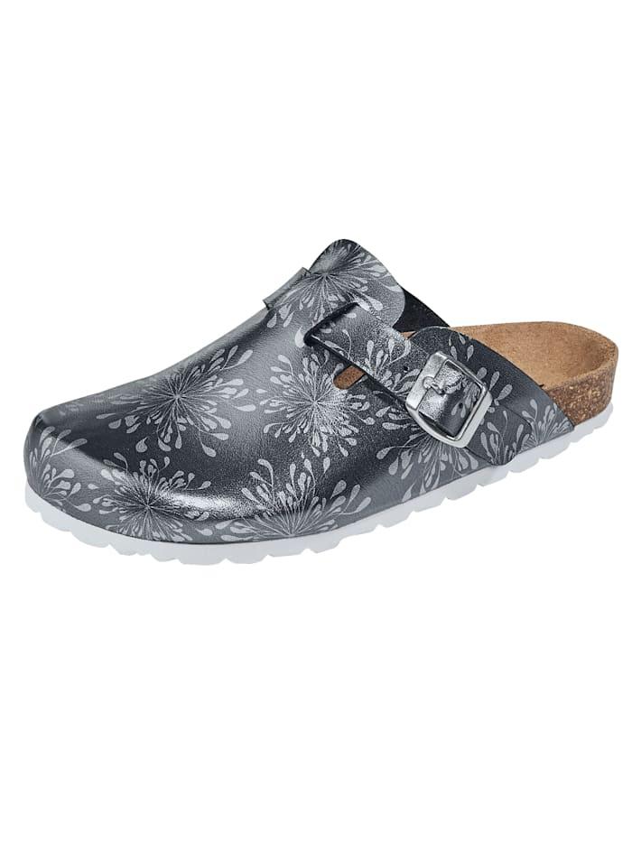 Naturläufer Bio nazouvací obuv, Šedá