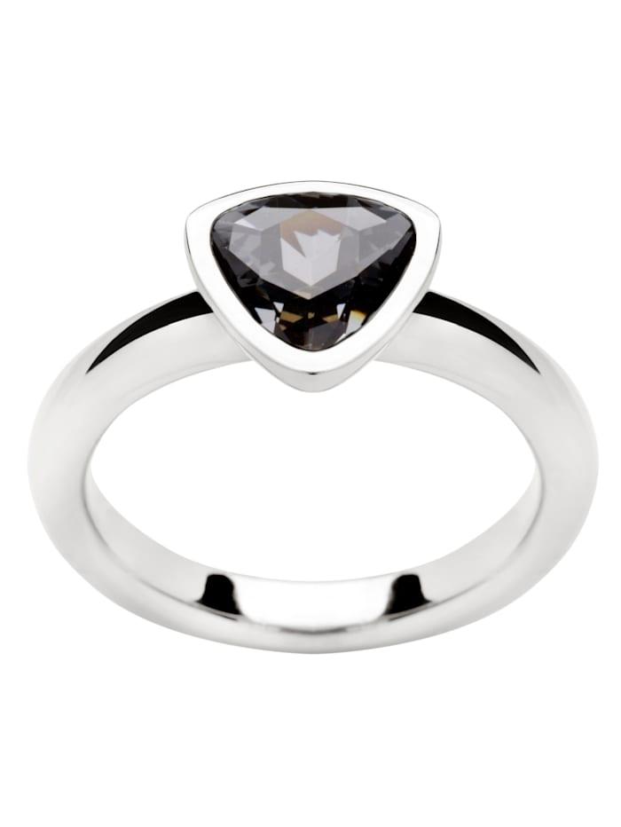 Damenring mit Swarovski Kristall 597042393733
