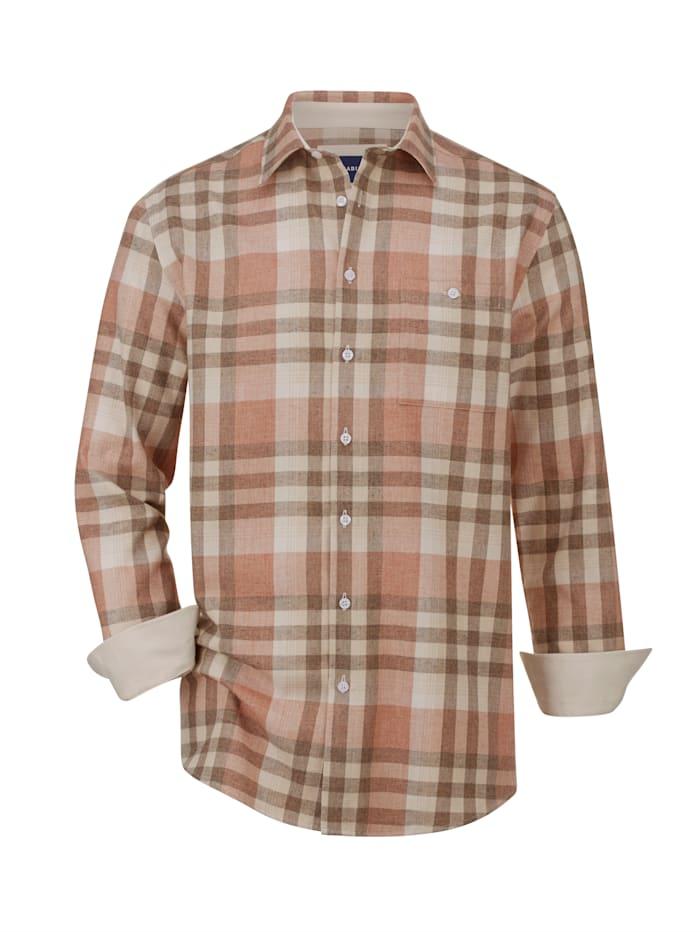 Babista Premium Overhemd met warme wol, Beige