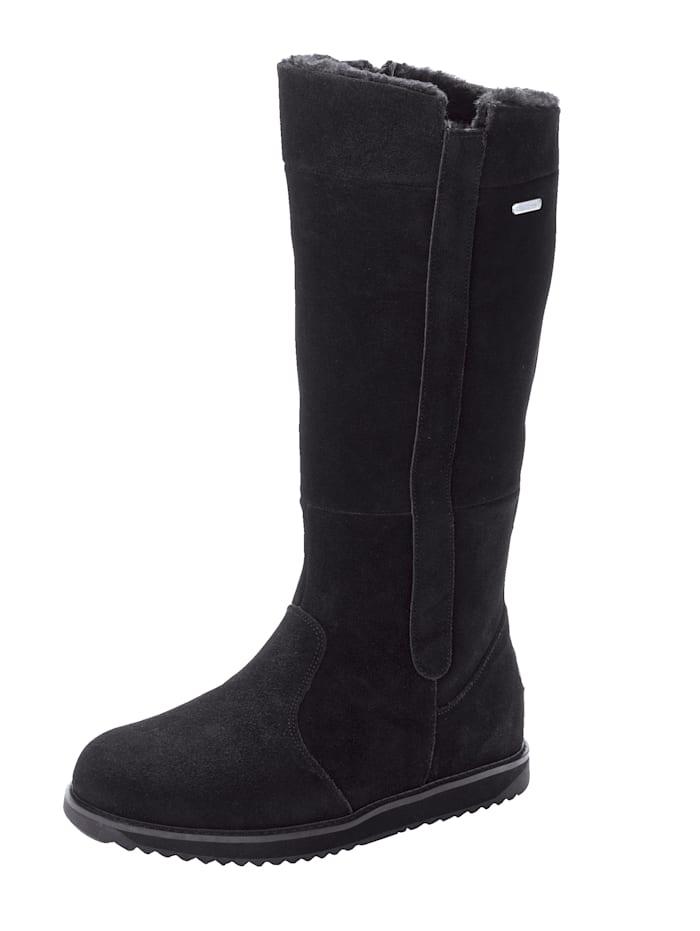 EMU Moonta-Stiefel mit WATERPROOF-Ausstattung, Schwarz