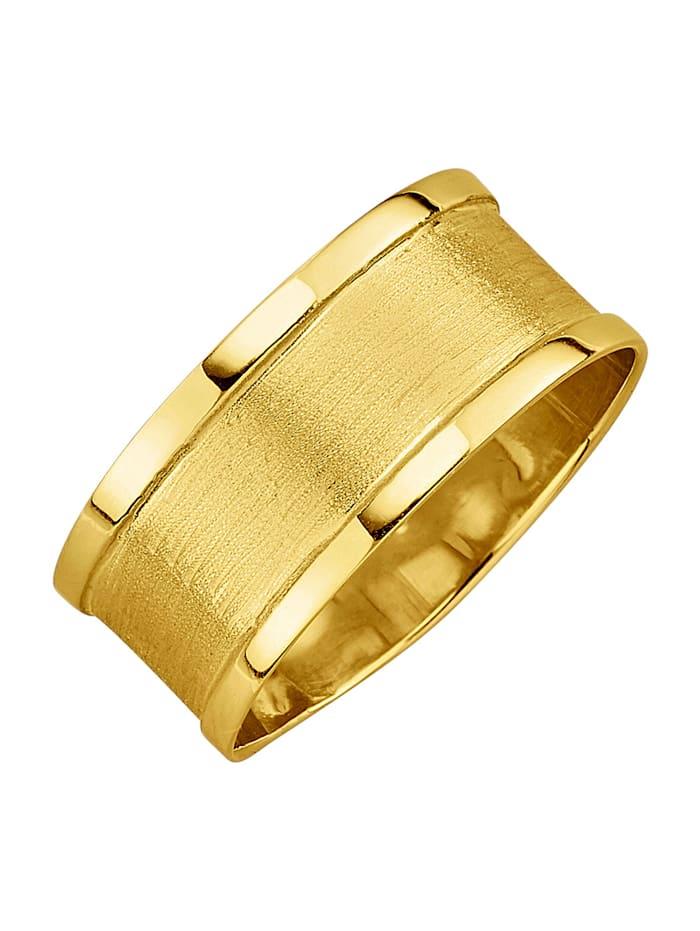 Damenring in Gelbgold 375 in Gelbgold 375, Gelbgoldfarben