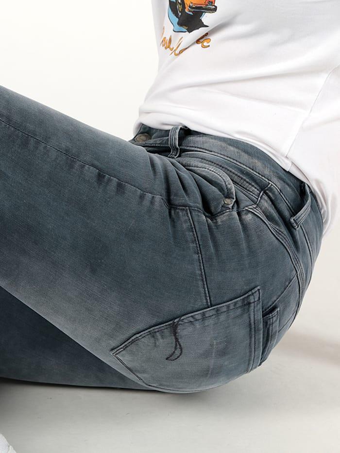 Skinny Fit Jeans im 5-Pocket-Style
