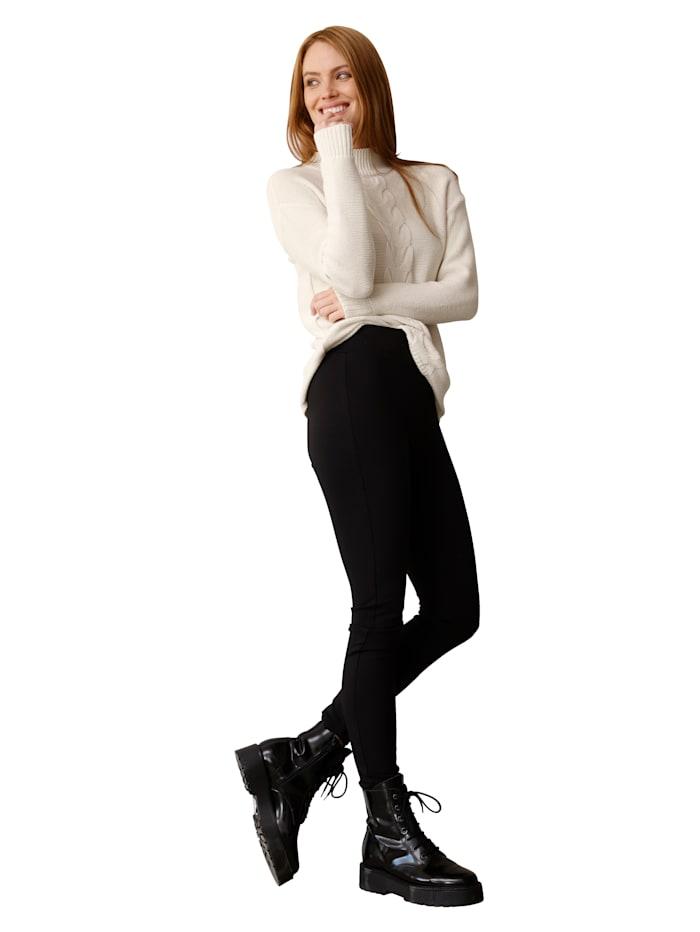 Leggings in Romanit-Qualität