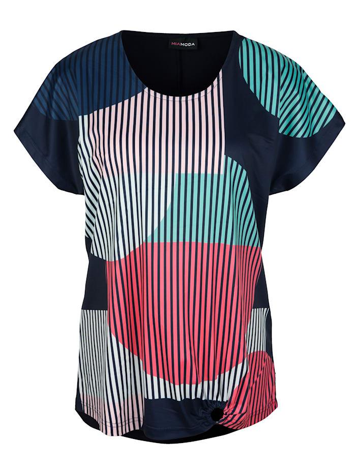 Shirt in toller Farbkombination