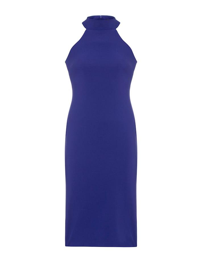 Auden Cavill Neckholder-Kleid Alicia, Blau