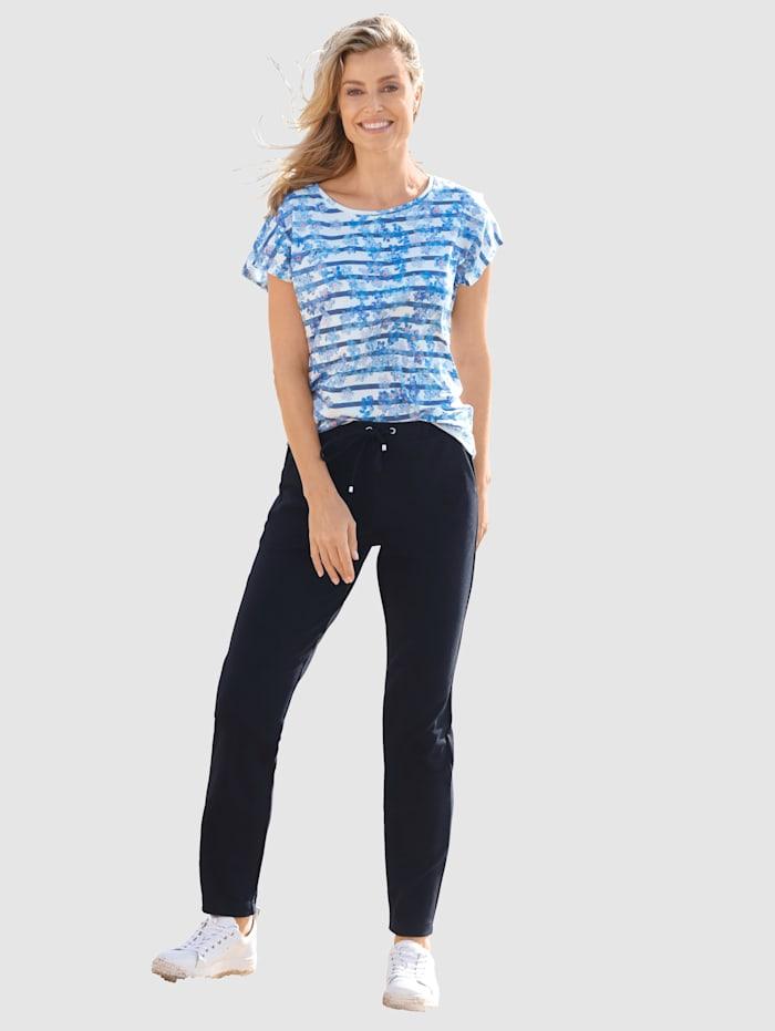 Nohavice s úzkym strihom